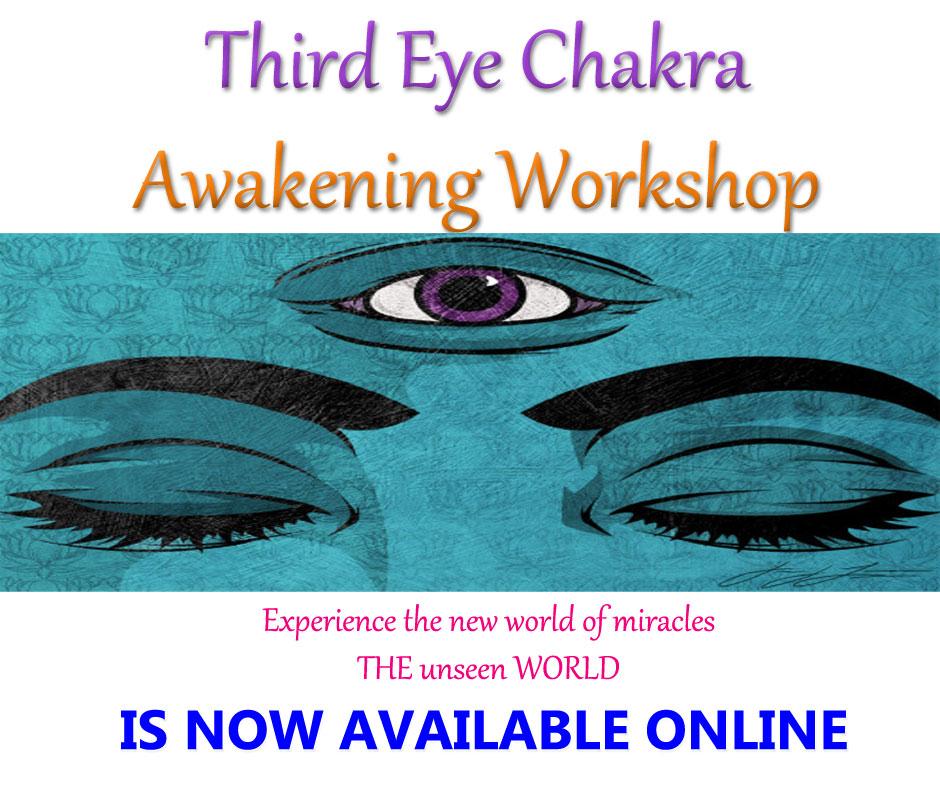Third-Eye-Activation-Online-London